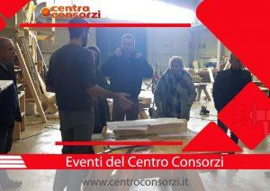 Centro Consorzi visita a Tione