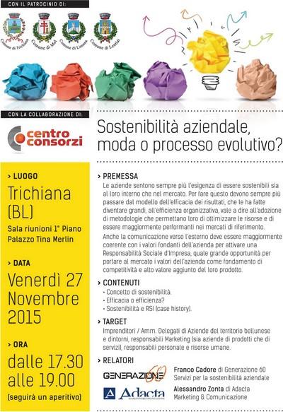 SostenibiliaAziendale Trichiana2015