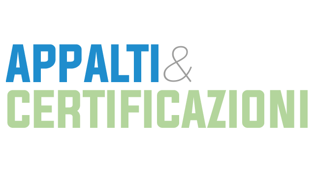 Appalti e certificazioni